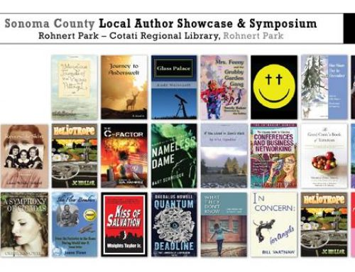 Sonoma County Local Author Showcase & Symposium