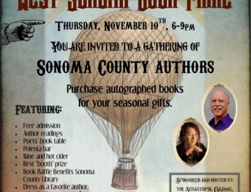 Heal from the election with a west county book faire