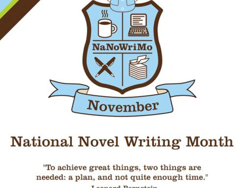 Happy National Novel Writing Month! Here are 11 tips to write your own novel