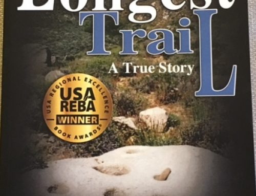 "Willits author awarded for memoir, ""The Longest Trail"""