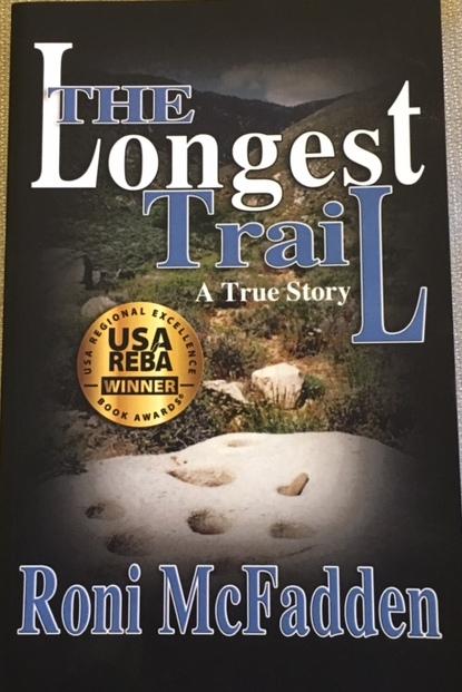 "Willits author awarded for memoir, ""The Longest Trail"""