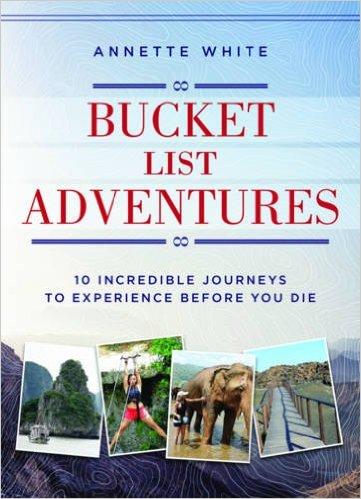 'Bucket List Adventures,' by Petaluma's Sugo Trattoria owner, Annette White