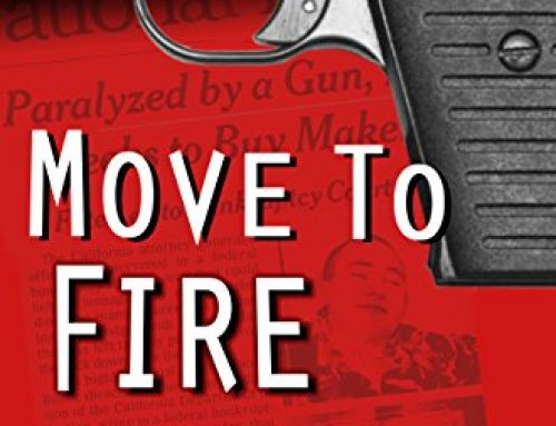 """Move to Fire,"" book about Willits boy paralyzed by defective handgun, wins award"