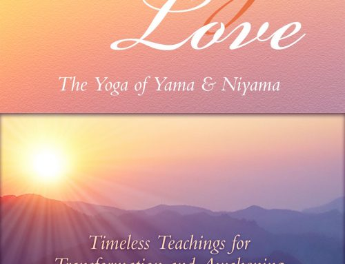 """Living Love,"" a book that shares the ancient teachings of yoga"