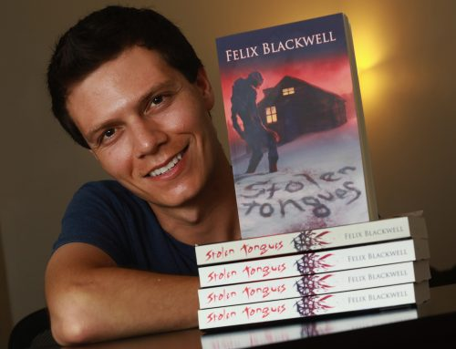From unknown to movie deal, horror author Felix Blackwell talks about going viral