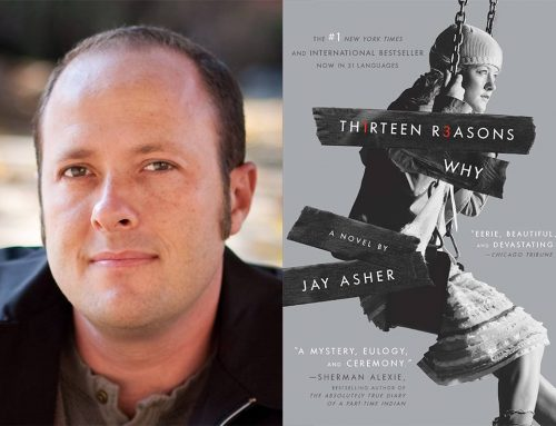 Meet Jay Asher, author of '13 Reasons Why' at Santa Rosa event