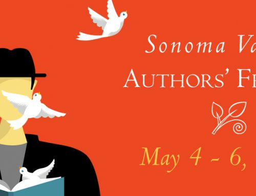 Sonoma Valley Authors' Festival coming in May