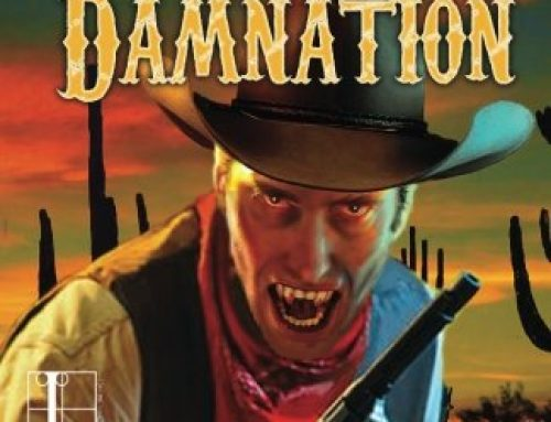 Delve into Damnation in this Bay Area writer's paranormal western